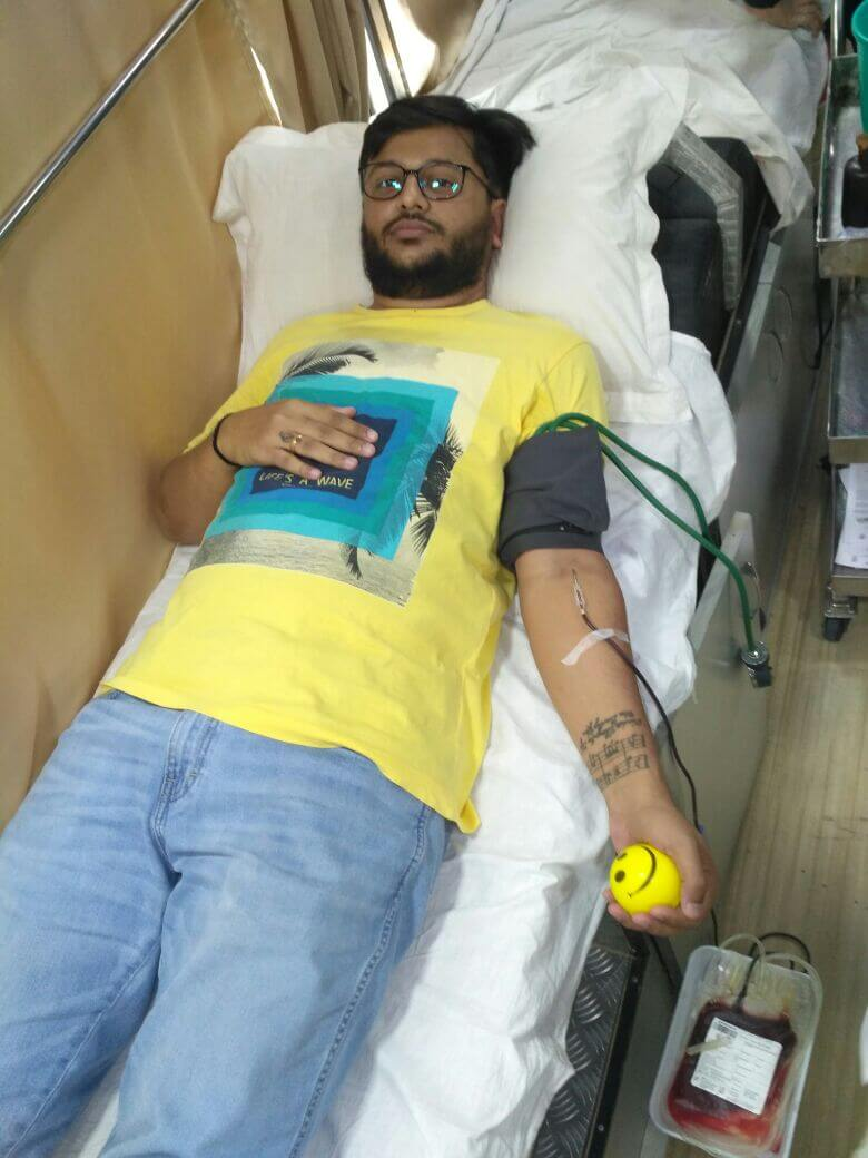 donating blood 8