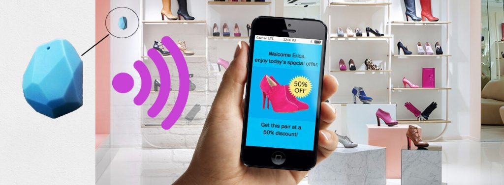 marketers using iBeacon
