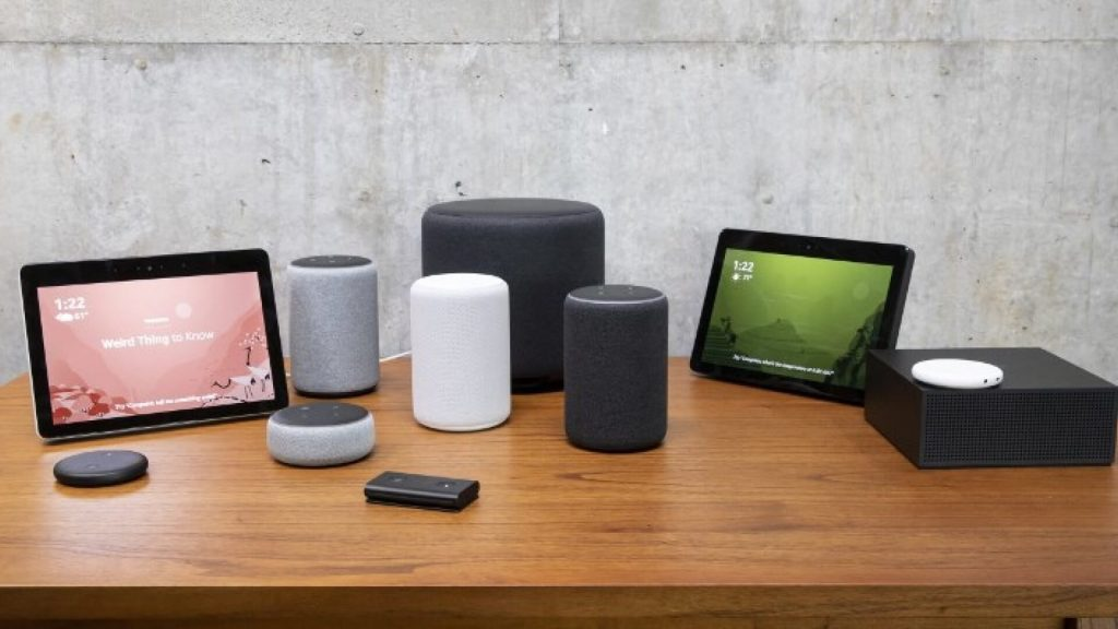 4 new Alexa devices