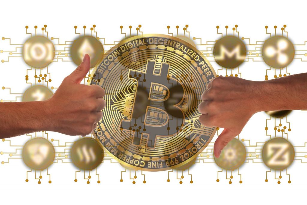 Cryptocurrency Banner