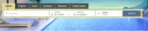 Real Time booking