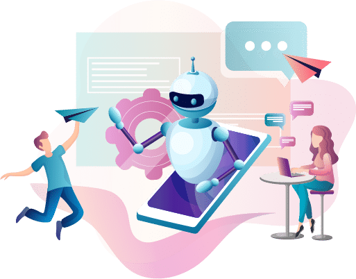 Top marketing and sales initiatives using chatbot