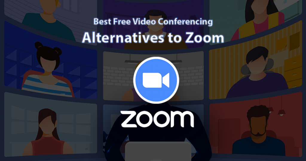 6 video conferencing alternative to zoom