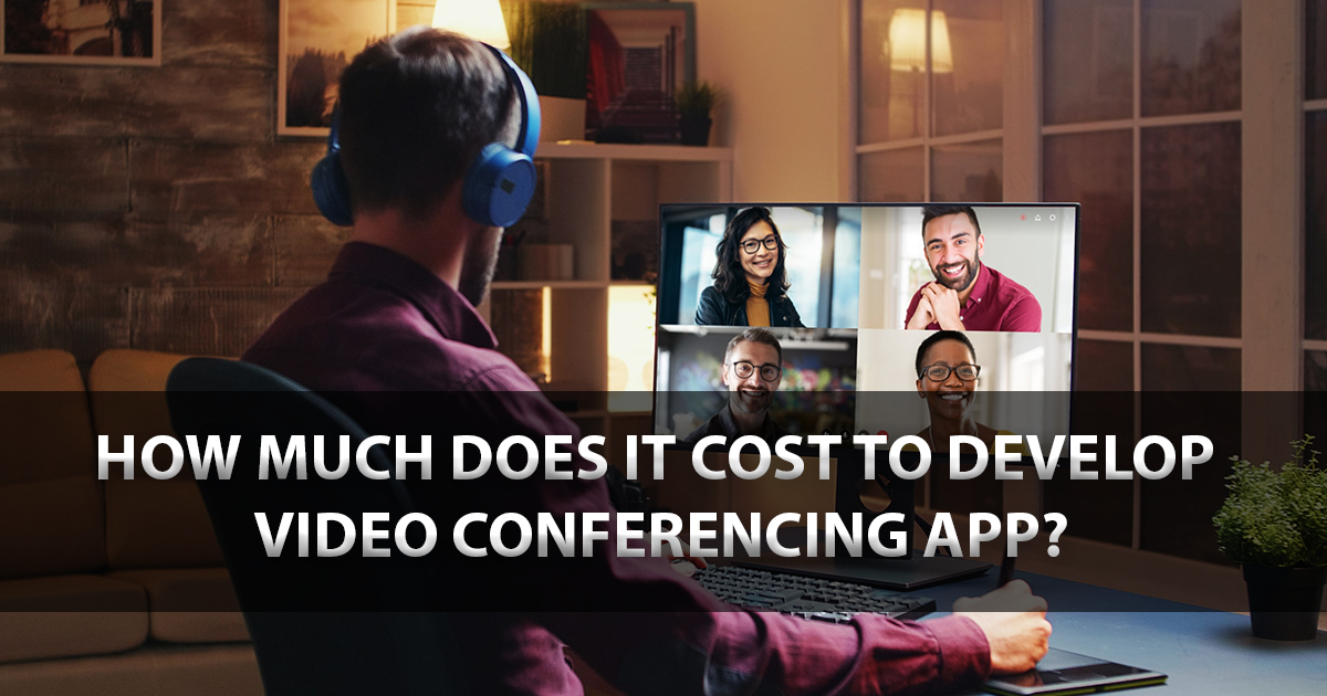 Cost to develop app like zoom