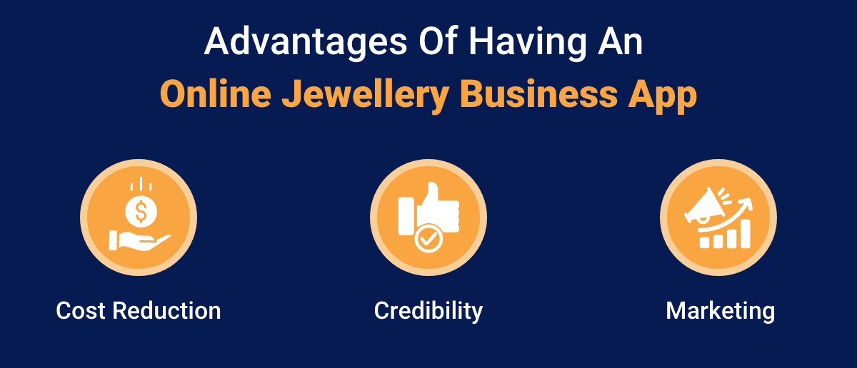 Advantages of Having an Online Jewellery Business Application