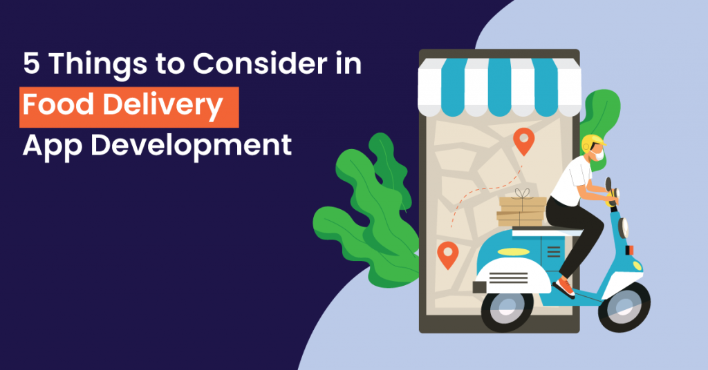 Food Delivery Application Development like GrubHub, Food Ordering App Development