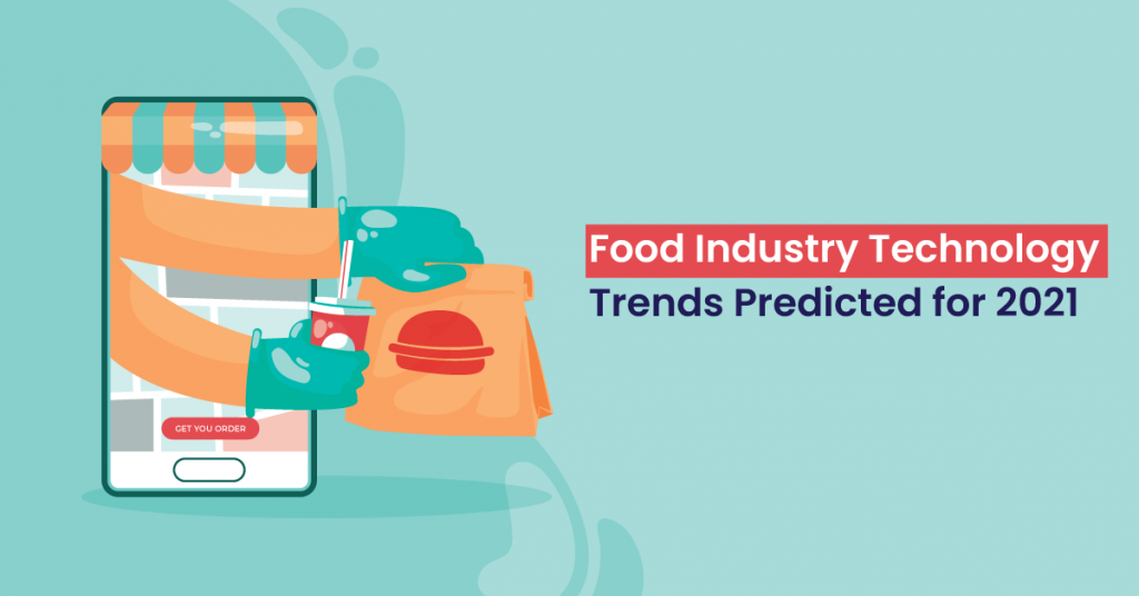 Food Delivery Application Development, Food Industry Technology Trends 2021