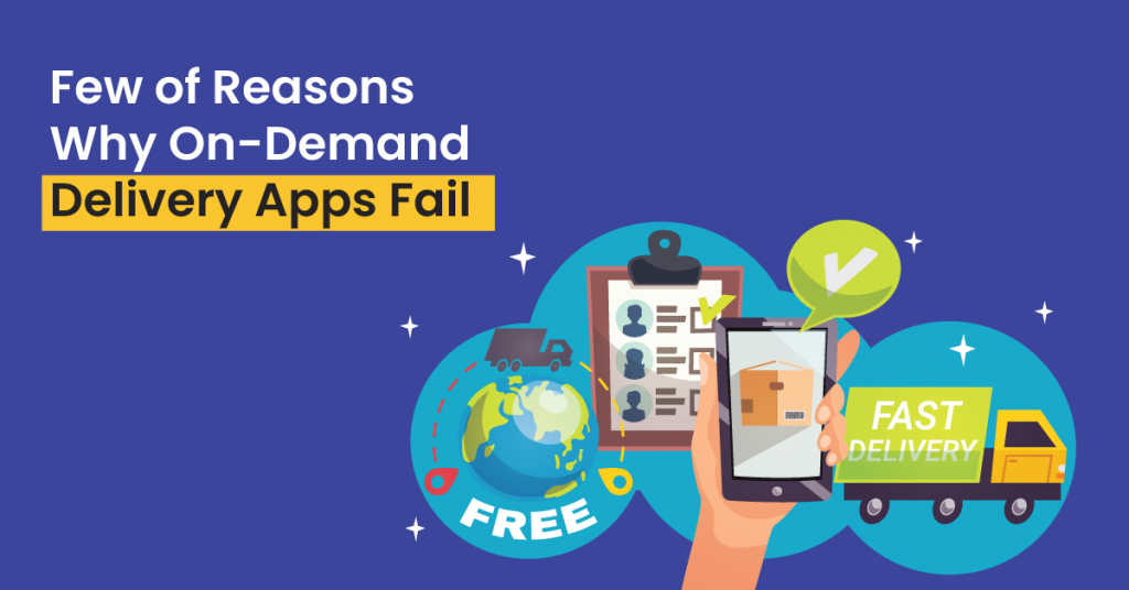 On-Demand Delivery Mobile App Development