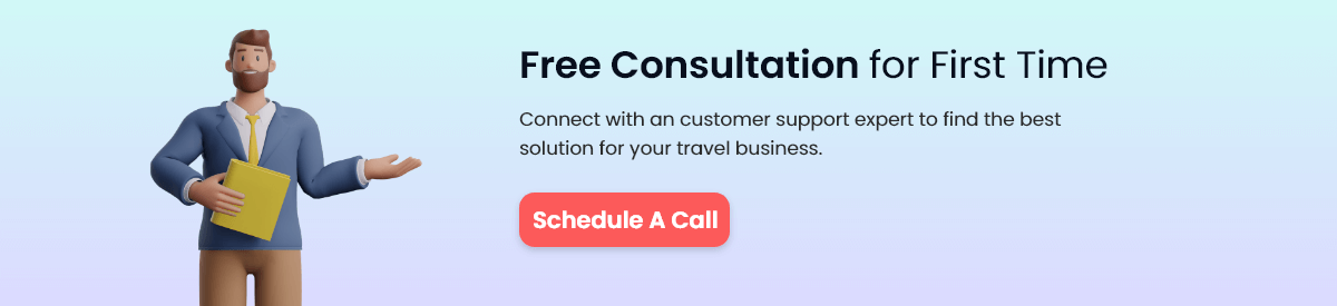 Free Consultaltant for Travel Customer Service