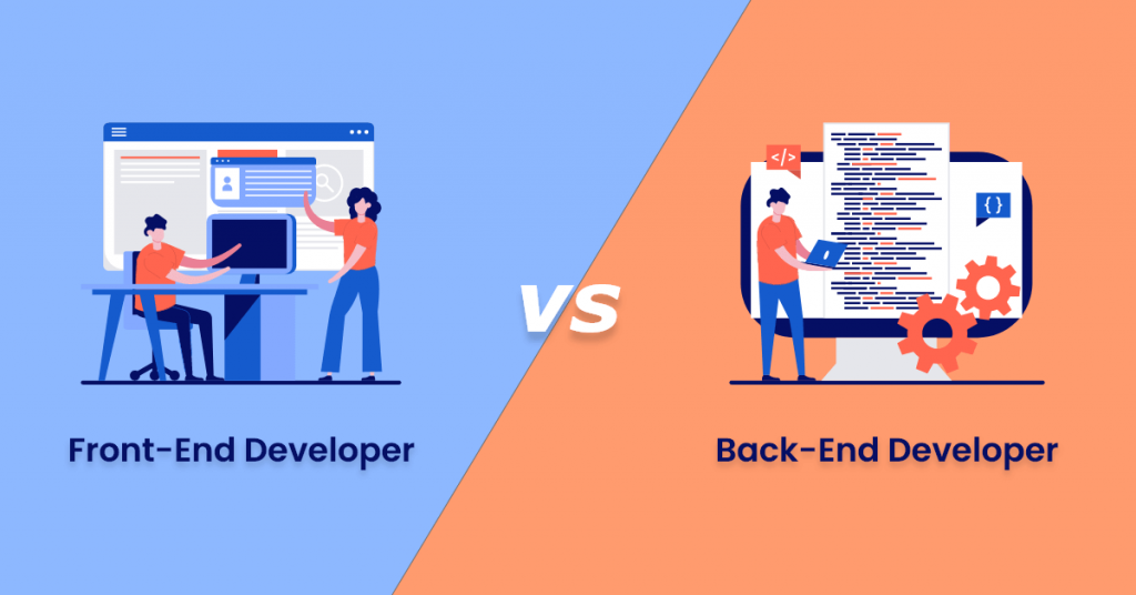 Frontend vs. Backend Developers - What are the Key Differences